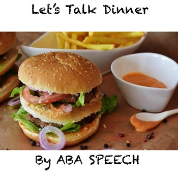 Dinner Adapted Book