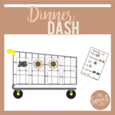 Dinner Dash | THANKSGIVING REINFORCEMENT ACTIVITY