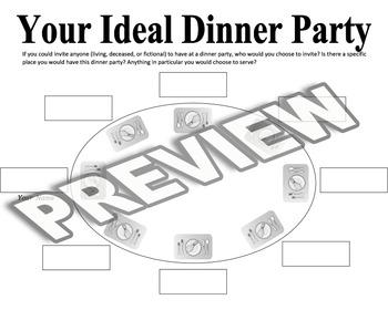 Dinner Party - Ice Breaker