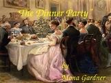 Dinner Party Powerpoint Presentation