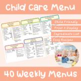 40 Weeks of Dinner Planning