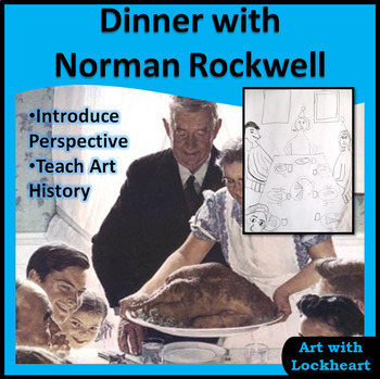 Dinner with Norman Rockwell