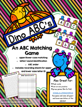 Dino ABC's