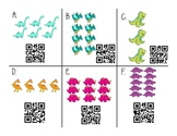 Dino Arrays QR Code