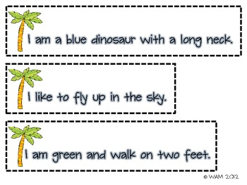 Dino Centers {Dinosaur Math and Literacy Centers}
