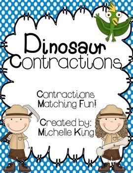 Dinosaur Contractions
