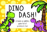 Addition Game {Dino Dash!}
