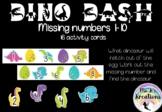 Dino Dash - Missing Numbers