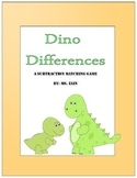 Dino Differences