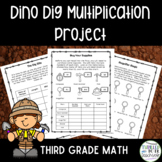 Dino Dig! A Differentiated Multiplication Project