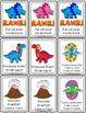 Dino Dig - Dinosaur Sight Word Gam
