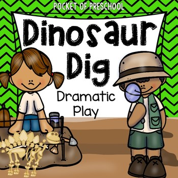 Dino Dig Dramatic Play