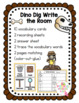 Dino Dig Write the Room