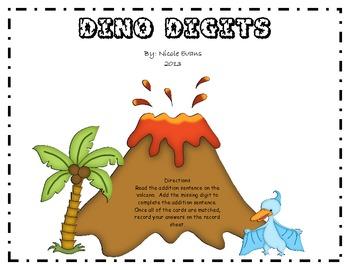 Dino Digits