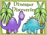 Dino Discoveries - A  Literacy Unit Your Students Will Dig!