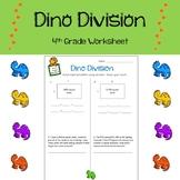 Dino Division - 4th Grade