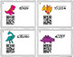 Dino Division: Long Division QR Code Task Cards