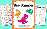 Dino Dominoes-Number Recognition & Addition