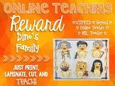 Dino Family - VIPKID Reward - ESL Online Teaching