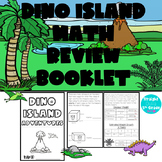 Dino Island Math Review Booklet