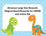 Dino Large Size Rewards (2 sets in 1) for VIPKID and online ESL