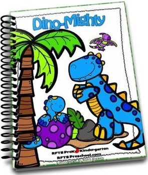 Dino-Mighty (5-day Thematic Unit)