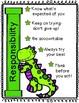 Dino-Mite Character (6 Pillars of Character: scenario cards)