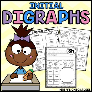 Initial Digraphs Unit: Ch, Th, Wh, Sh