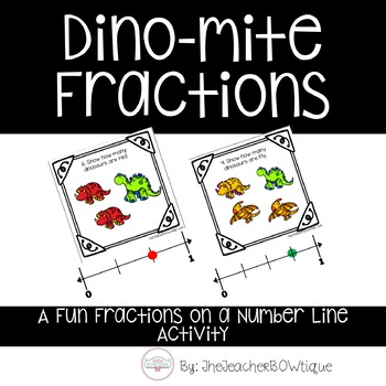 Dino-Mite Fractions