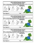 Dino-Mite Reader Card