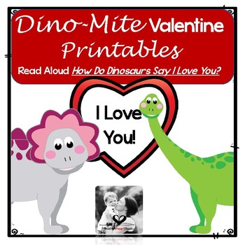 How do Dinosaurs Say I Love You: Book Companion