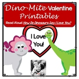 How do Dinosaurs Say I Love You: Book Companion