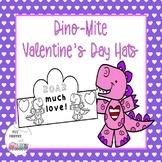 Dino-Mite Valentine's Day Hats