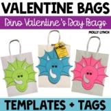 Dino-Mite Valentine's Day Treat Bags