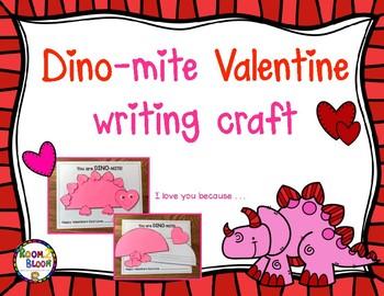 Dino-Mite Writing Craft