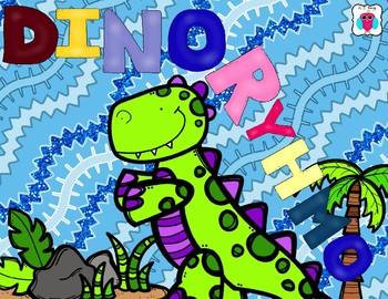 Dino Rhymo Game