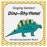 Dino Rhythms 2: A Musical Singing Game!