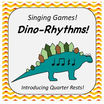 Dino Rhythms 2: A Musical Singing Game!