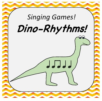 Dino-Rhythms: A Musical Singing Game!
