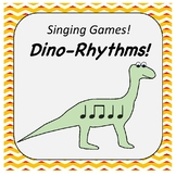 Dino-Rhythms: A Musical Singing Game!