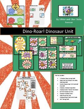Dino-Roar: Dinosaur Unit