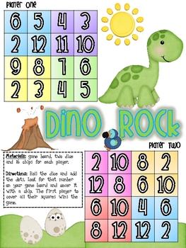 Dino Rock  Addition