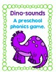 Dino-Sounds {Letter name and sound practice}
