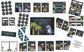Dino Theme Classroom