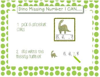 Dino Trouble!!