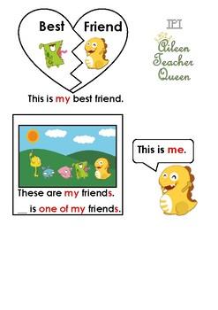 Dino and Friends - L2-U5 - Friends