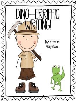 Writing: Dinosaur Themed