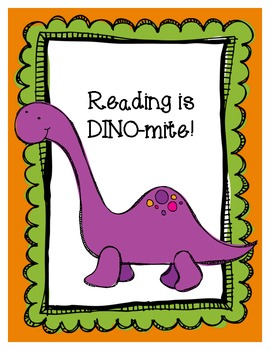 Image result for reading is dino mite