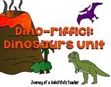 Dino-riffic!: Dinosaur Unit
