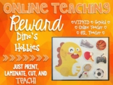 Dino's Hobbies - VIPKID Reward - ESL Online Teaching